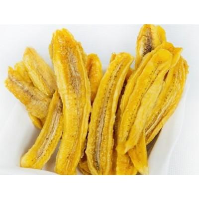 Банан сушеный длинные дольки