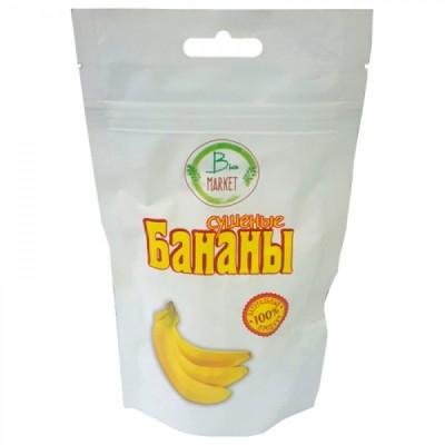 Бананы вяленые 100 г.