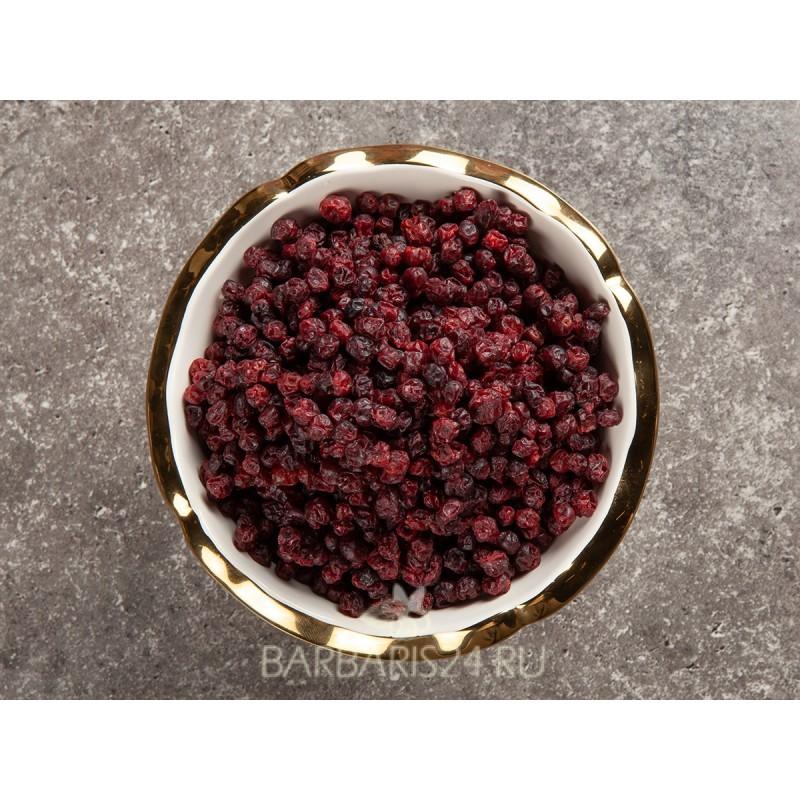 Сушеные ягоды брусники
