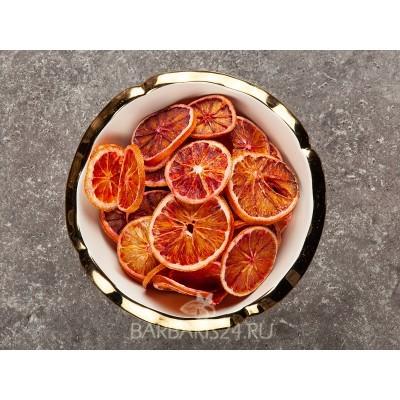 Апельсин красный сушеный (чипсы)