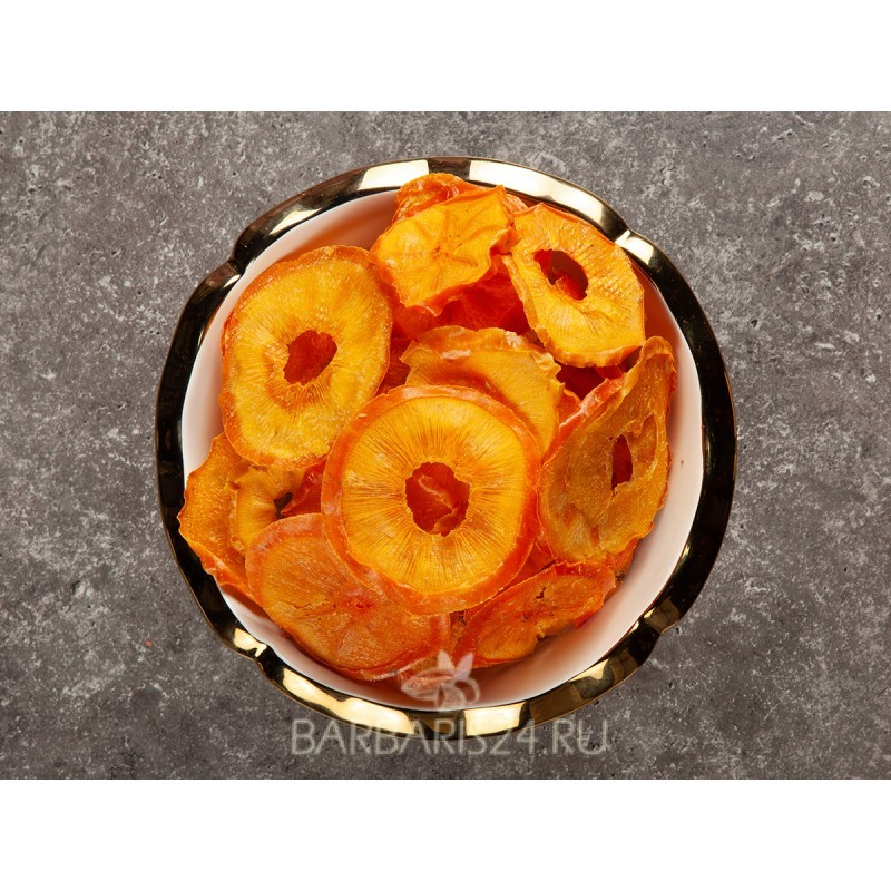Хурма сушеная (чипсы)