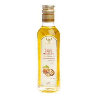 Масло грецкого ореха 0,25 л.