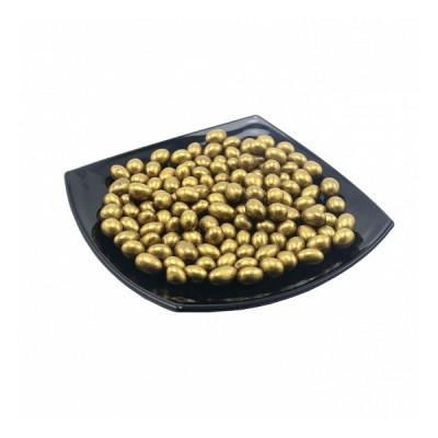Драже праздничное арахис (бронза)