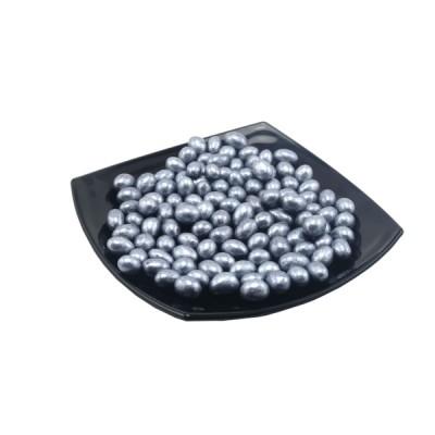 Драже праздничное арахис (серебро)