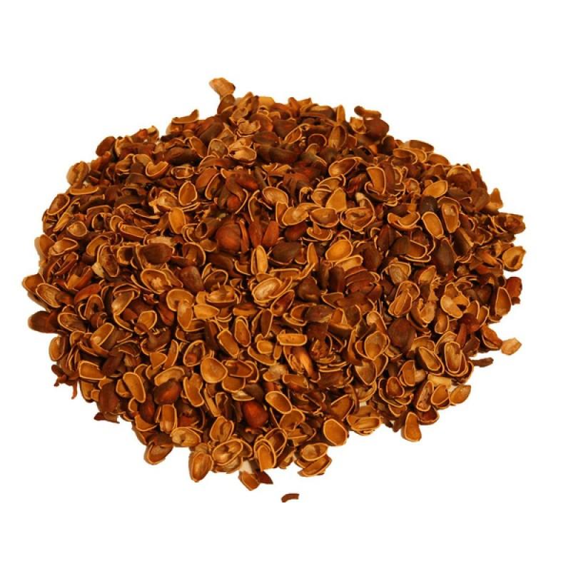 Кедровый орех (скорлупа) 1 кг.