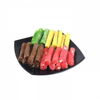 Рахат-лукум с арахисом (палочки)