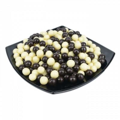 Рисовые шарики в шоколадной глазури «Домино»